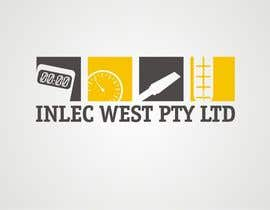 nº 260 pour Logo Design for INLEC WEST PTY LTD par dyv