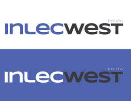nº 251 pour Logo Design for INLEC WEST PTY LTD par ClassyCreations