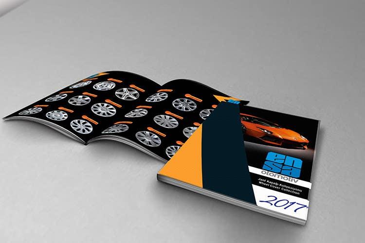Proposition n°4 du concours Re-Design an existing Brochure
