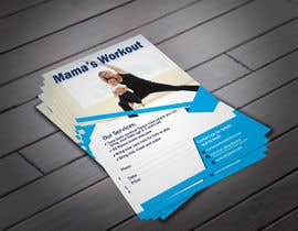 nº 9 pour Design a Flyer for fitness class par sumitjohir