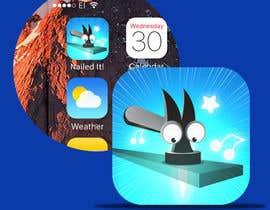 nº 241 pour Nailed It! - Design iOS game icon par ivilvend