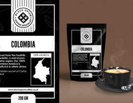 nº 9 pour Product Label Design - Coffee Bean Bag Label Design par ELMANARA
