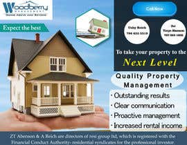 #4 for new property management advert by Beyoutifool