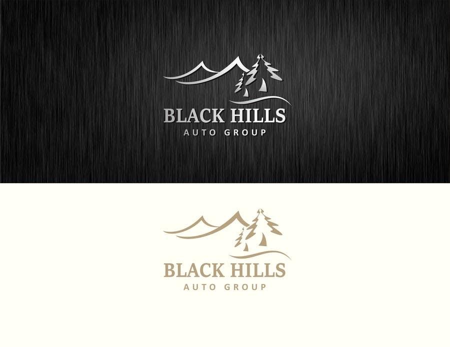 Proposition n°74 du concours Logo design for Black Hills Auto Group