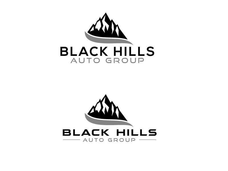 Proposition n°64 du concours Logo design for Black Hills Auto Group