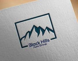 #31 for Logo design for Black Hills Auto Group by Najmul320262