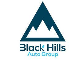 #34 for Logo design for Black Hills Auto Group by Najmul320262