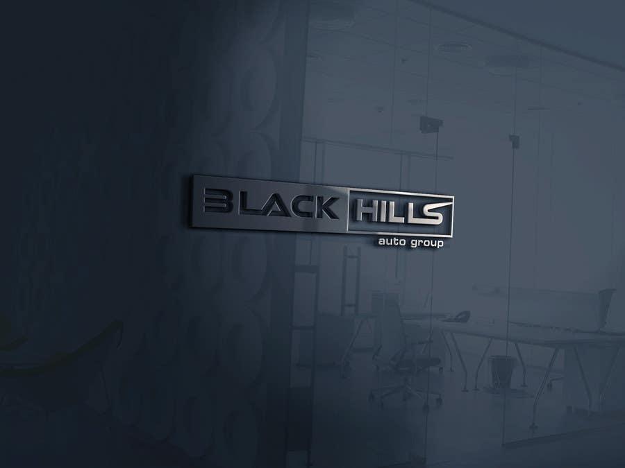 Kilpailutyö #53 kilpailussa Logo design for Black Hills Auto Group