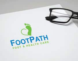 #34 for Design a logo for a Foot Clinic by tasfiyajaJAVA