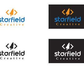 nº 59 pour Design a Logo for Starfield Creative par menasobhy88