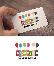 #11 for Logo designed for Balloon Business by rajputdesigns