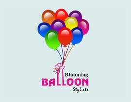 nº 23 pour Logo designed for Balloon Business par virajgupta