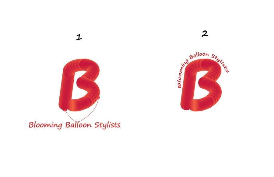 Proposition n°24 du concours Logo designed for Balloon Business