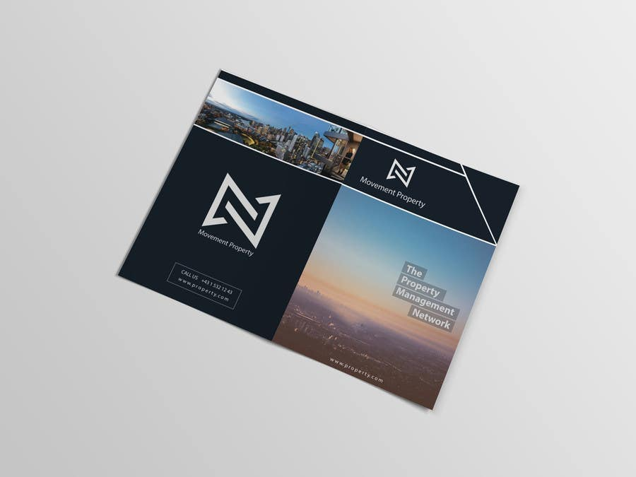Proposition n°4 du concours Design a Brochure (The  Property Management Network)