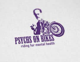 nº 5 pour New logo design - Psychs On Bikes par ShahriarApurbo