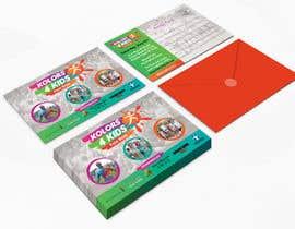 nº 22 pour Design a Color Run Poster and Handout Combo for Non-Profit par pecastro