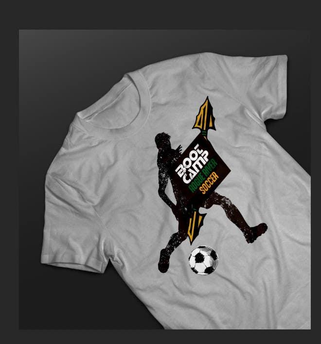 Proposition n°36 du concours Soccer Camp T-Shirt