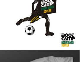 #38 for Soccer Camp T-Shirt by alldesign89