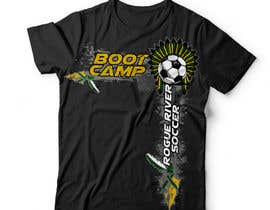 #6 for Soccer Camp T-Shirt by DAISYMURGA