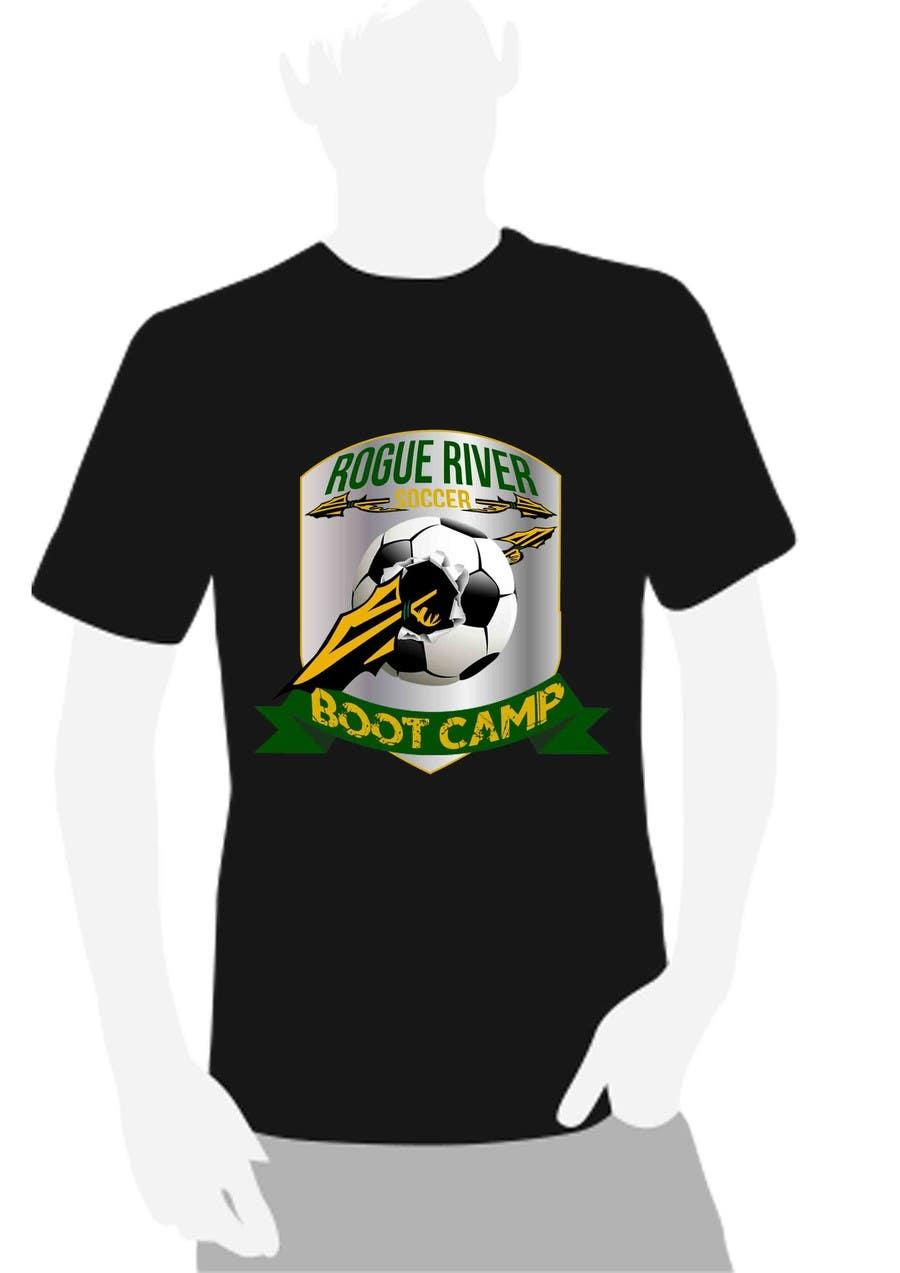 Proposition n°74 du concours Soccer Camp T-Shirt