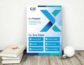 nº 45 pour Poster Design for corporate Company par Lustresystem