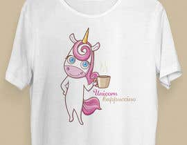 #11 for Unicorn mug logo design by IotaGirl