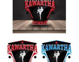 nº 16 pour Kawartha Combat - New Logo Design for Martial Arts gym par gplayone