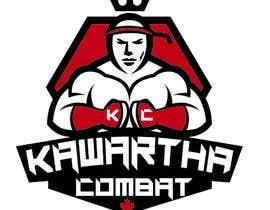 nº 9 pour Kawartha Combat - New Logo Design for Martial Arts gym par krismhond