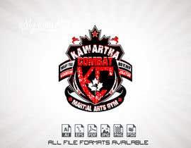 #24 for Kawartha Combat - New Logo Design for Martial Arts gym by Javierrosari