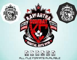 #26 for Kawartha Combat - New Logo Design for Martial Arts gym by Javierrosari