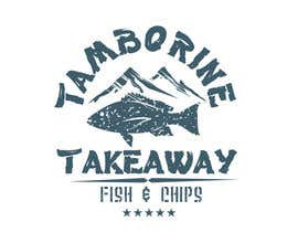 #17 for Logo design for a Fish and Chips Takeaways by ankit9903478536