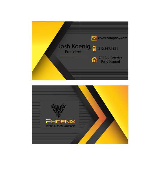 Proposition n°146 du concours Logo and business card design.
