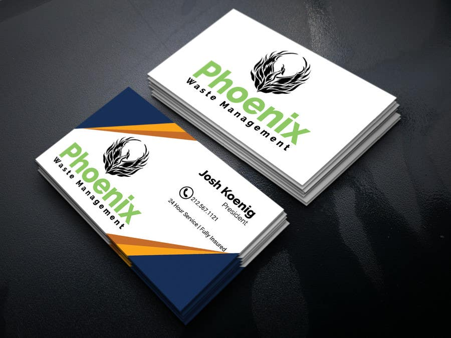 Proposition n°65 du concours Logo and business card design.