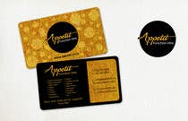 Print Contest Entry #61 for Business Card Design for Appétit Function Hire