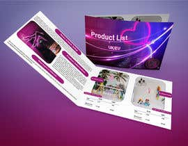 nº 11 pour Product Lookbook/Catalogue Front Page Design par medeeas