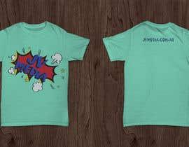 nº 10 pour Design a Hoodie/T-Shirt par alexeytvorogov