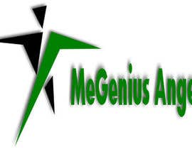 Nro 23 kilpailuun Разработка логотипа for  MeGenius Angels Ltd käyttäjältä steeefon