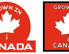 nº 12 pour CANADA 150 Sticker design par wilcarllopez