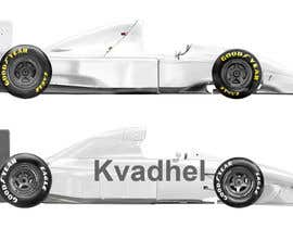 #4 for Photoshop Designer needed to modify livery by kvadhel