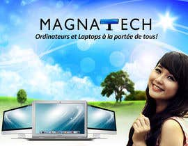 #22 para Graphic Design for MAGNATECH SYSTEMS por SadunKodagoda