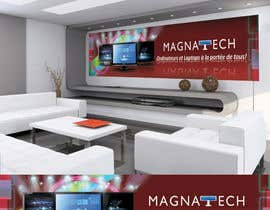 #19 para Graphic Design for MAGNATECH SYSTEMS por Shakeel92