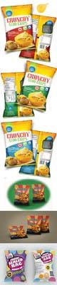 Icône de la proposition n°1 du concours Design Snack Food Packaging for nuts and chips -- 2