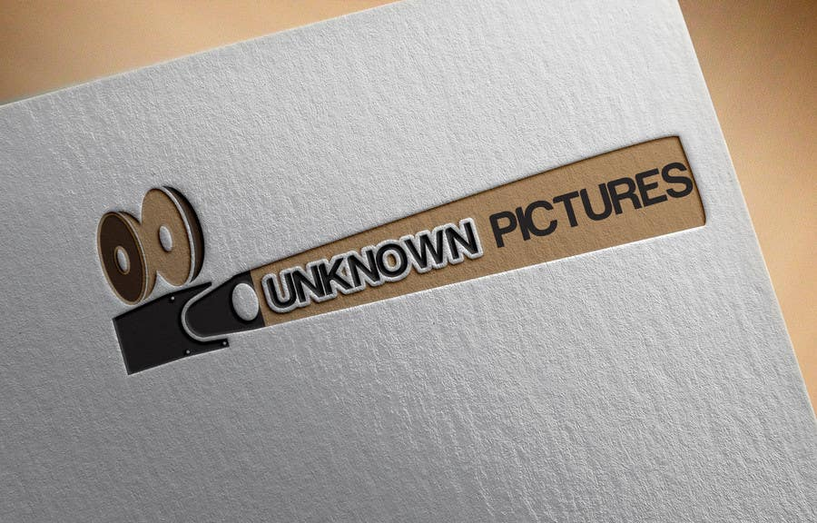 Contest Entry #4 for Design a Logo for upcoming film making studio-Unknown Pictures