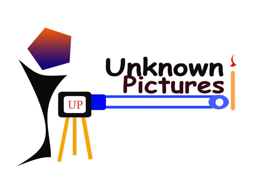 Contest Entry #9 for Design a Logo for upcoming film making studio-Unknown Pictures