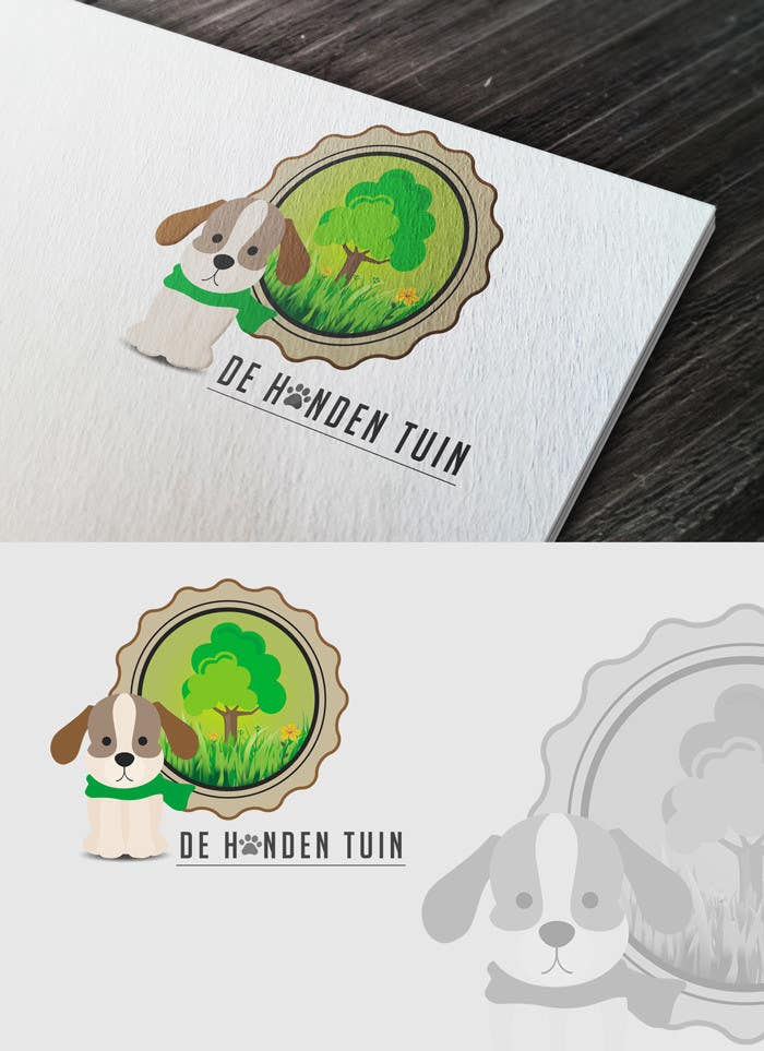 Proposition n°15 du concours Design a Logo for shop specialized in dogs