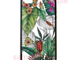 nº 48 pour Floral pattern to be used to create floral design phone case par vanjderland