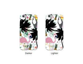 nº 37 pour Floral pattern to be used to create floral design phone case par Jessalfr