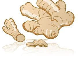 Nro 37 kilpailuun Illustrate ginger! käyttäjältä wephicsdesign
