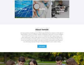 nº 8 pour Improve on an existing Start-up website for an innovation and tech company par benoypjose