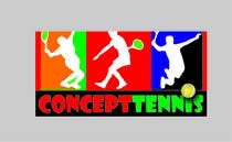 Graphic Design Kilpailutyö #506 kilpailuun Logo Design for ConcepTennis